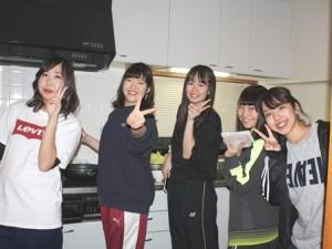 後藤杏5人